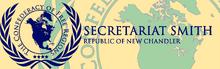 K50 Secretariat Logo