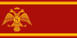 Flag of Posillipo Empire