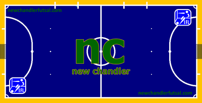 NC National Futsal Center court