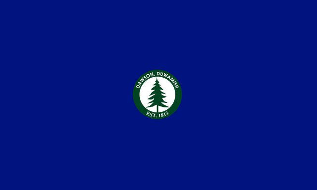 File:Flag of Dawson, Duwamish.png