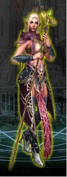 Elf Hero(Female)
