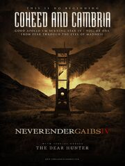 Tour Poster - Neverender GAIBSIV