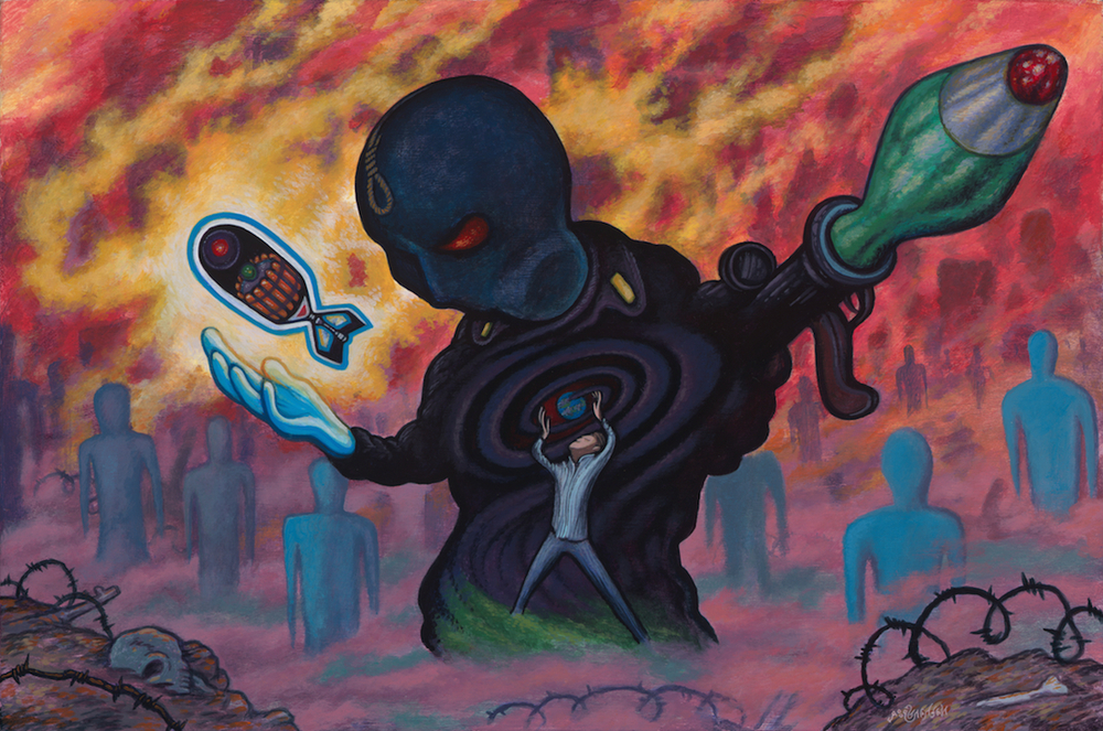 Key Entity Extraction III: Vic the Butcher | Coheed and