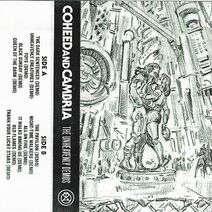 Cassette Cover - The Unheavenly Demos