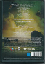 Back Cover - Live at the Starland Ballroom
