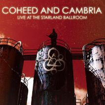 C.D. Cover - Live at the Starland Ballroom