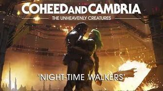 Coheed and Cambria Night-Time Walkers (Official Audio)
