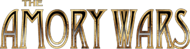 The Amory Wars Logo