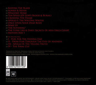 Outer Cover Back