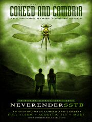 Tour Poster - Neverender SSTB