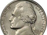 USD 1975 5 Cent