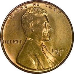 USD 1940 1 Cent S