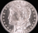 USD 1 Dollar Morgan