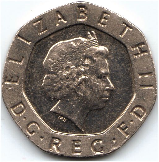 Gbp 20 Penny Coin Collecting Wiki Fandom Powered By Wikia
