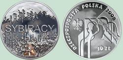 10 zloty pol sibir