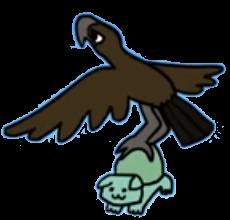 Aguia Animada