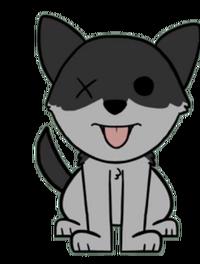 DeeDog Criança Animado