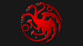 House targaryen symbol by yurtigo-d7hmo3k