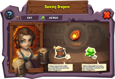 Dancing Dragon