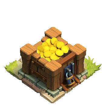 Gold Vault 1