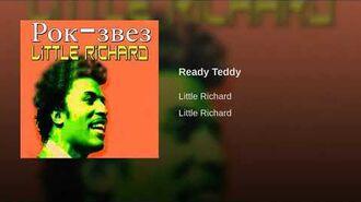 Little Richard - Ready Teddy