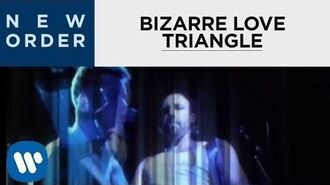 New Order - Bizarre Love Triangle (Official Music Video) HD Upgrade