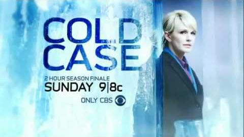 Cold Case - 7x21 Almost Paradise & 7x22 Shattered - Promo (Series Finale)-0
