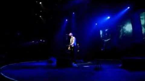 Coldplay - Moses (Live 2003)