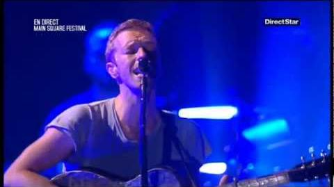 COLDPLAY - Cemeteries of London @ Main Square Festival 2011