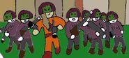 UNWD army