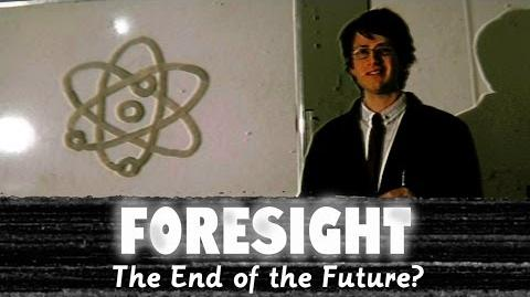 FORESIGHT- The End of the Future?