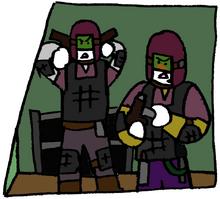 UNWD armour