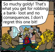 Goldrob