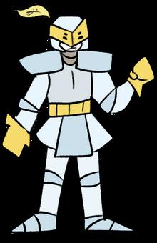 Seraph suit