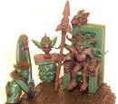 Various Sculpting Compatition Entries