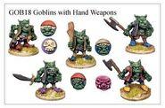 GOB18 Goblins Warriors