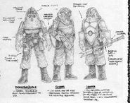 The Null Steersman concept art
