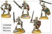UND08 Skeleton Warriors
