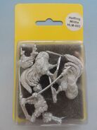 TAG HLM003 Halfling Light Cavalry with spears on roosters I