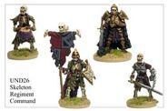 UND26 Skeleton Regiment Command
