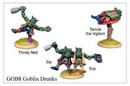 GOB08 Goblin Drunks (3)