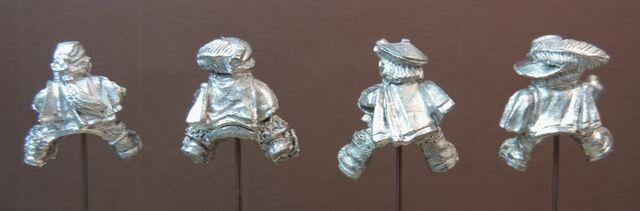 File:IM MDM3 Mounted Dwarf Musketeers Assorted hats - rear.jpg