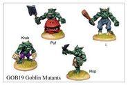 GOB19 Goblin Mutants (4)