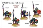 GOB13 Goblin With Spears