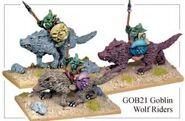 GOB21 Goblin Wolf Riders