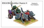 BSGOB004 Goblin Warrior Chariot