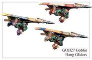 GOB27 Goblin Hand Gliders (3)