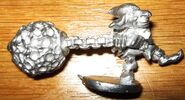 Goblin fanatic left side II