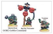 GOB02 Goblin Warriors Command (3)
