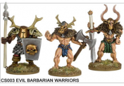 CS003 - Evil Barbarians Warriors 2